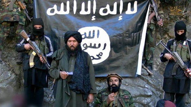 Nghi van IS danh bom sat hai chi huy Taliban de gianh dia ban hinh anh 2