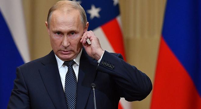 Putin canh bao co the luc muon pha hoai quan he Nga - My hinh anh