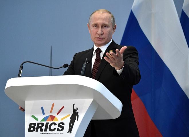 Putin noi san sang den Washington, moi Trump tham Moscow hinh anh 1