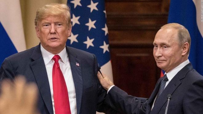 Putin noi san sang den Washington, moi Trump tham Moscow hinh anh 2