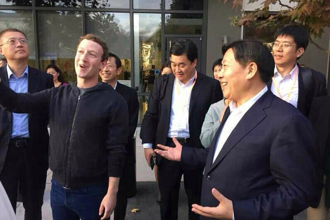 'Nguoi gac cong Internet Trung Quoc' bi khoi to vi tham nhung hinh anh 2