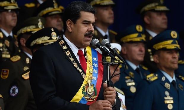 bat on Venezuela anh 1