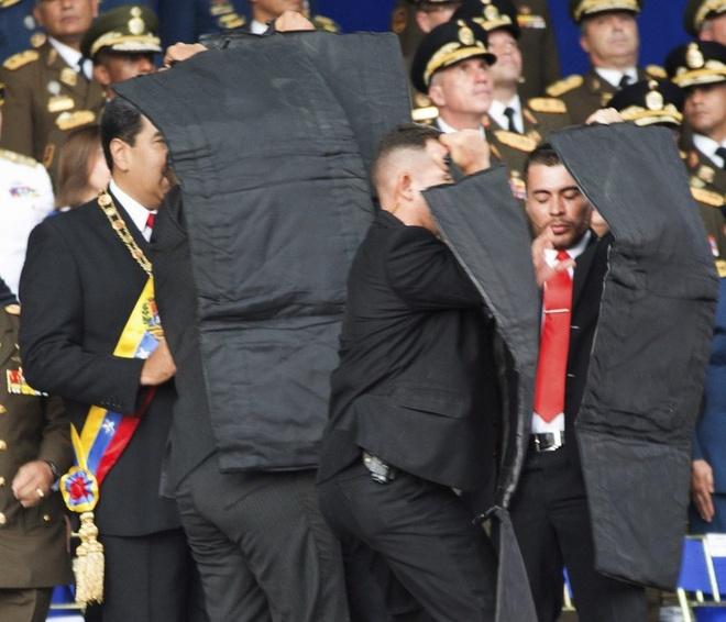 TT Venezuela cao buoc tong thong Colombia dung sau vu am sat hut hinh anh 1