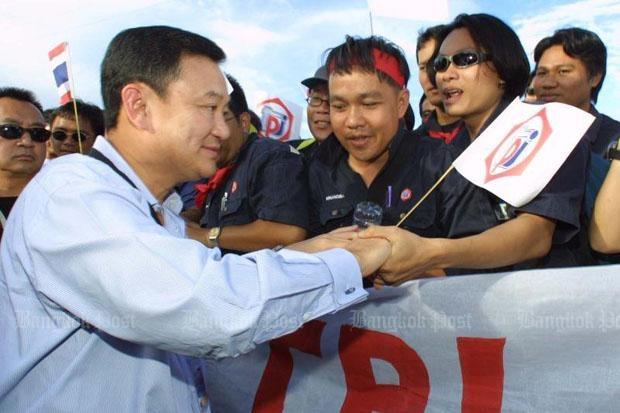 Thai Lan khoi dong vu an chong cuu thu tuong Thaksin hinh anh 1