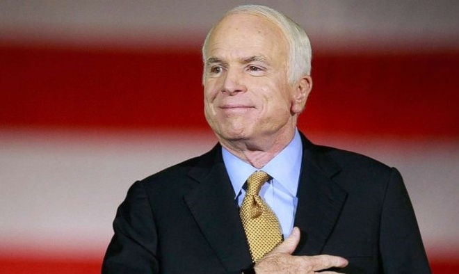 John McCain - tu tu binh toi TNS duoc ca nuoc My ton kinh hinh anh