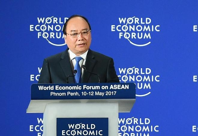 WEF ASEAN 2018: Co hoi cung co va nang cao vi the cua Viet Nam hinh anh