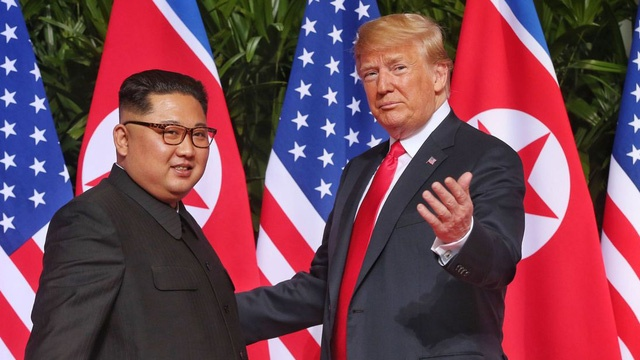 TT Trump tuyen bo dang chuan bi gap ong Kim Jong Un lan 2 hinh anh 1