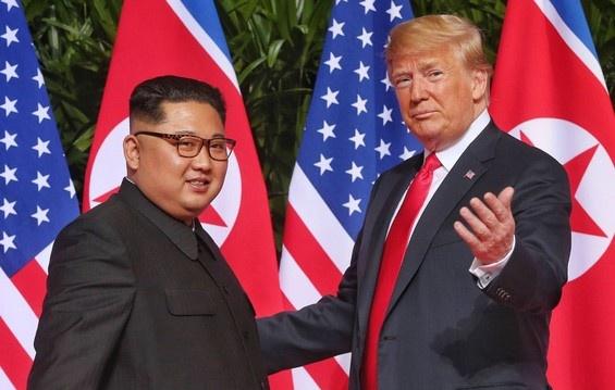 TT Trump tuyen bo dang chuan bi gap ong Kim Jong Un lan 2 hinh anh