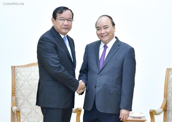 Thu tuong de nghi Campuchia quan tam nguoi goc Viet o Bien Ho hinh anh 1