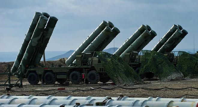 Nga tang cuong ten lua S-400 o Crimea giua cang thang voi Ukraine hinh anh