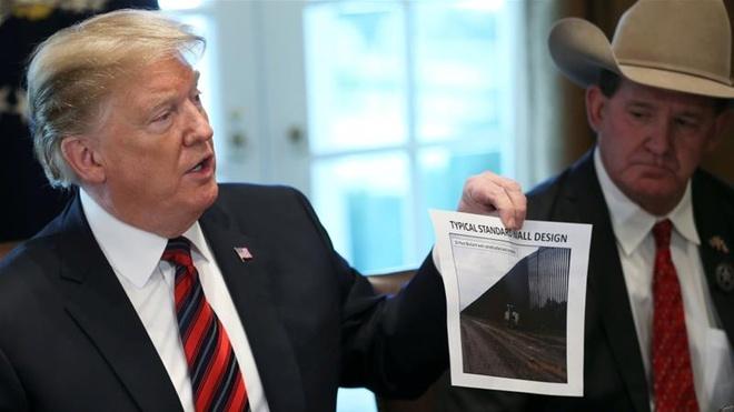 Tai sao TT Trump tuyen bo tinh trang khan cap quoc gia? hinh anh