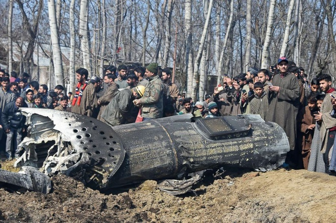 My nghi Pakistan vi pham thoa thuan, dung F-16 ban roi may bay An Do hinh anh 1