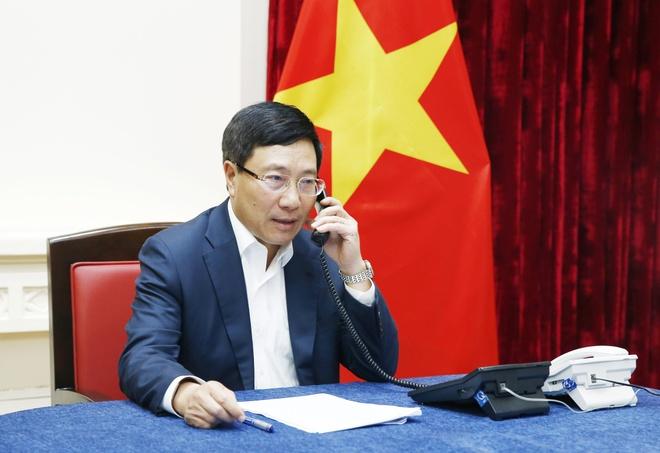 Viet Nam de nghi Malaysia tra tu do cho Doan Thi Huong hinh anh 1