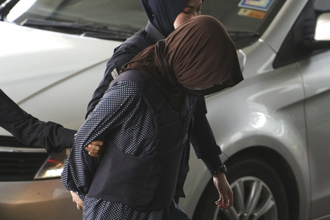Viet Nam de nghi Malaysia tra tu do cho Doan Thi Huong hinh anh 2