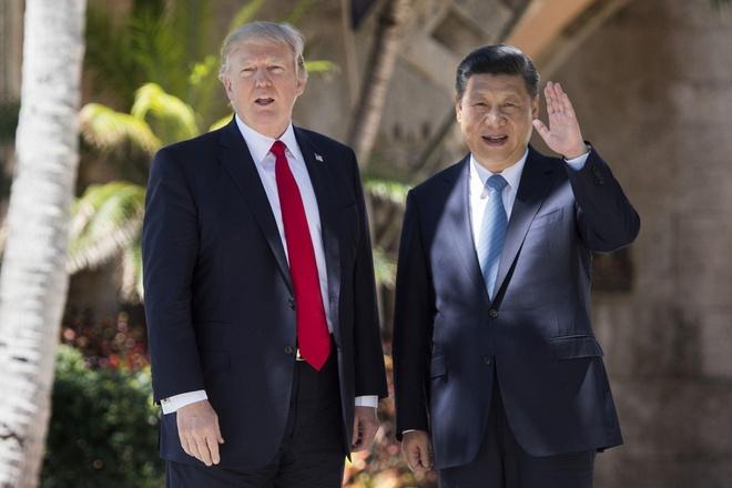 Cuoc gap Trump-Tap Can Binh bi hoan vi chien tranh thuong mai hinh anh 1