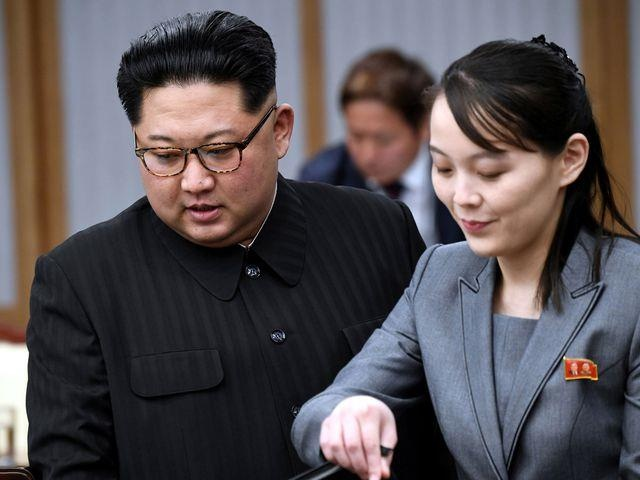 Em gai ong Kim Jong Un vang mat bi an tai thuong dinh Nga - Trieu hinh anh 1