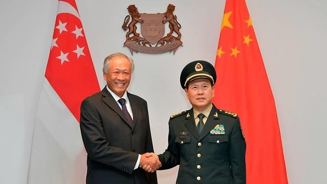 Trung Quoc noi khong muon doi dau voi My o Bien Dong hinh anh 1