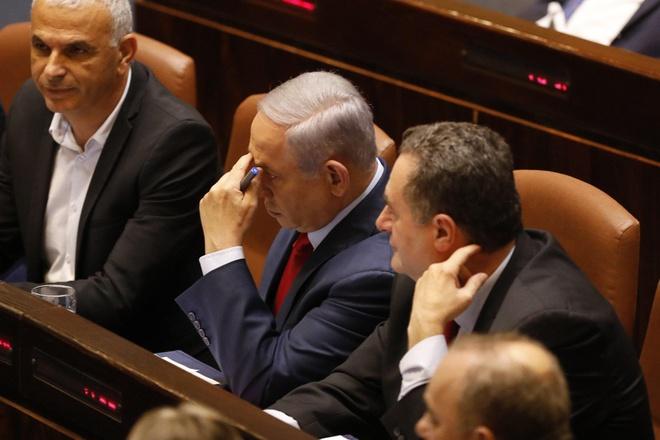 Quoc hoi tu giai tan, Israel lan dau tong tuyen cu hai lan trong nam hinh anh 1