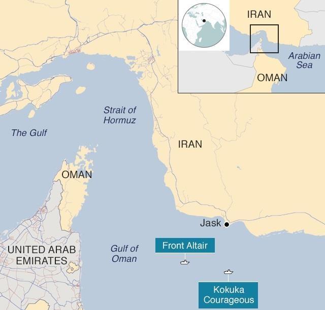 Saudi Arabia cao buoc Iran dung sau vu tan cong tau o vinh Oman hinh anh 2