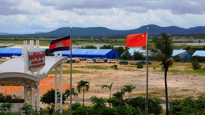 My to Trung Quoc 'tuon' hang qua Campuchia de ne thue trung phat hinh anh 1