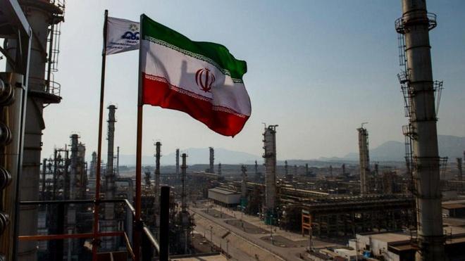 Iran tuyen bo tai lam giau uranium vuot muc thoa thuan hat nhan 2015 hinh anh 1