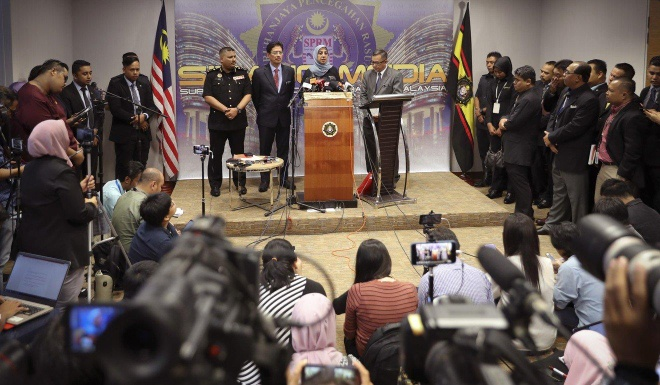 Malaysia tich thu 240 trieu USD tu nha thau Trung Quoc cham tien do hinh anh 2