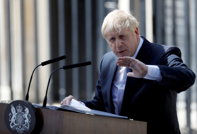Boris Johnson tro thanh thu tuong Anh anh 2