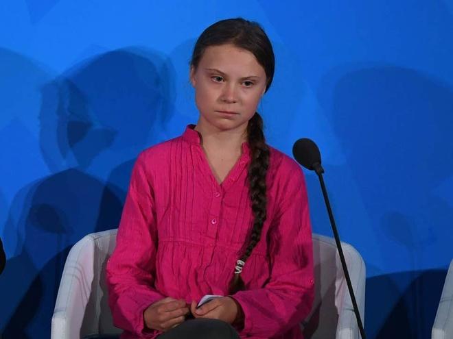 Greta Thunberg: 'Cac vi da lay cap giac mo va tuoi tho cua toi' hinh anh 1