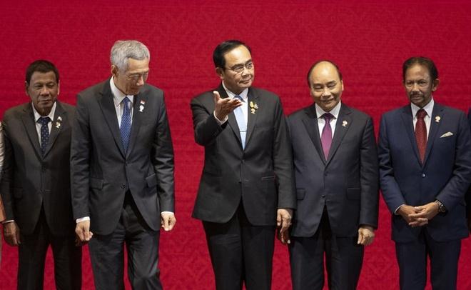 Hoi nghi ASEAN xoay quanh cang thang Bien Dong va hiep dinh RCEP hinh anh 1