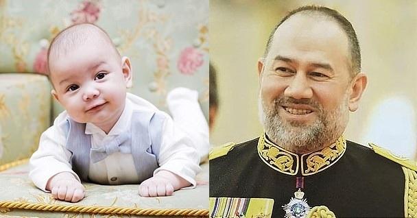Cuu vuong Malaysia khong nhan con trai do hoa hau Nga sinh hinh anh 1