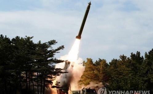 Em gai ong Kim Jong Un phan ung voi tuyen bo cua Han Quoc hinh anh 1 Trieu_tien.jpg