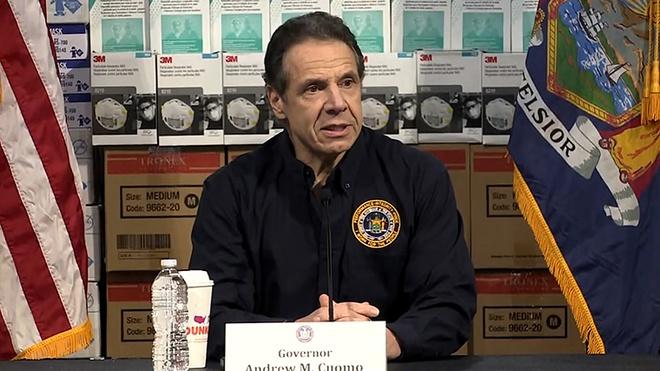 New York canh bao nguy co co 40.000 ca benh nang trong 2-3 tuan toi hinh anh 1 NYS.jpg