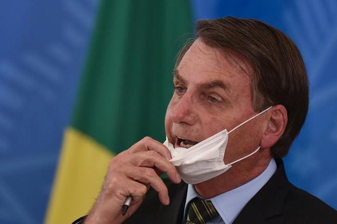 tong thong brazil doa rut khoi WHO anh 1
