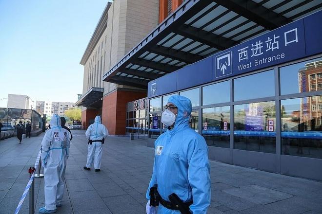 Trung Quốc phong tỏa một phần Bắc Kinh vì phát hiện ổ dịch mới