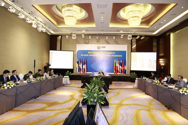 ASEAN phuc hoi kinh te hau dai dich Covid-19 anh 1