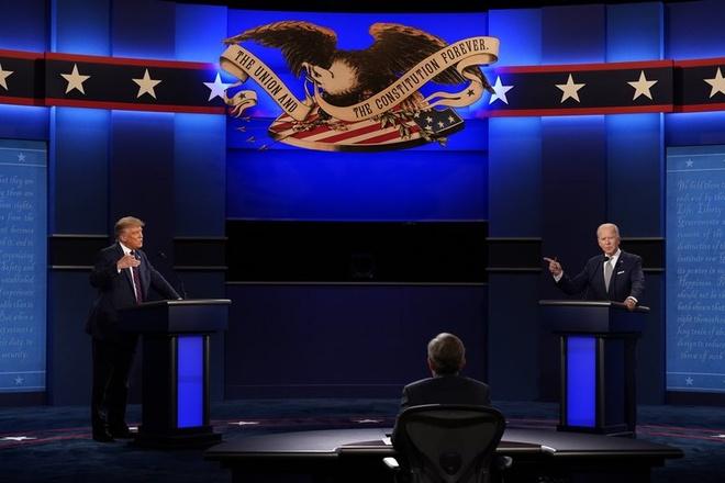 ong Biden bo xa Tong thong Trump anh 1