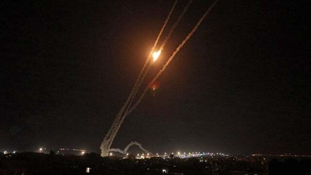 xung dot Israel Palestine anh 1