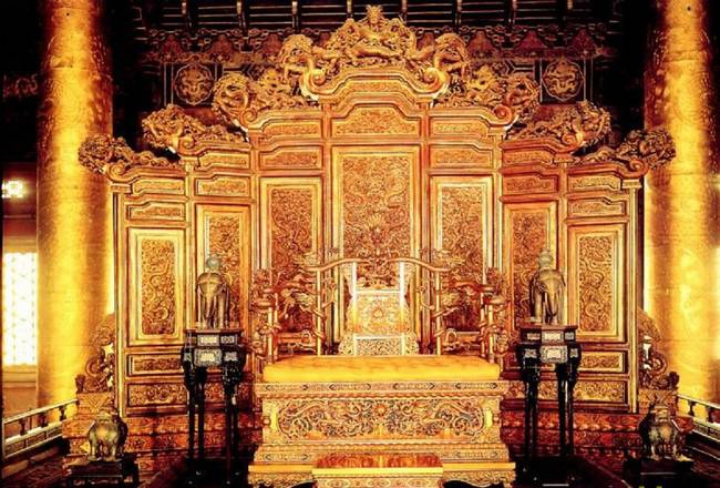 Dien Thai Hoa - kien truc trung tam cua Tu Cam Thanh hinh anh 7
