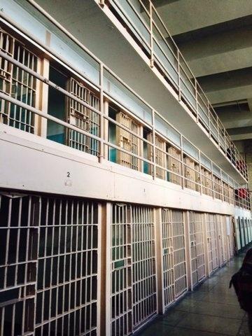 Alcatraz - nha tu hut 1,5 trieu du khach moi nam hinh anh 3 Nhà tù được chia làm 4 khu để giam giữ phân loại tù nhân.