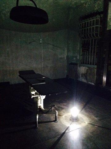 Alcatraz - nha tu hut 1,5 trieu du khach moi nam hinh anh 8 Phòng phẫu thuật của bệnh viện.