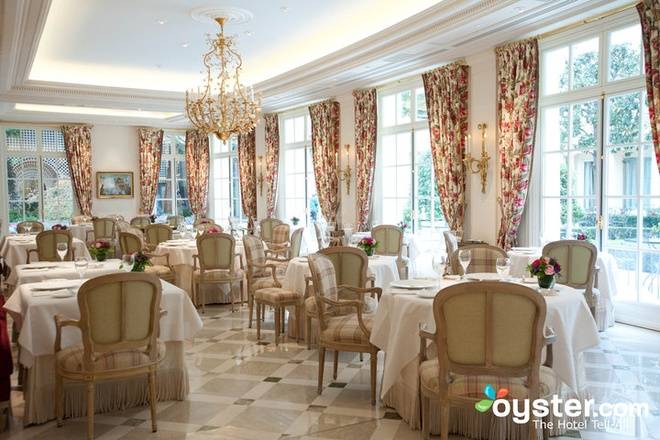 3. Khách sạn Le Bristol, Paris (<abbr class=