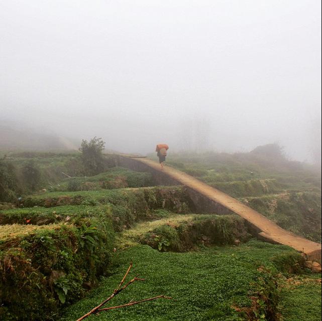 Viet Nam tuyet dep qua ong kinh khach Tay hinh anh 13 Sa Pa, miền tây bắc VIệt Nam là địa điểm yêu thích của tôi. Những buổi sáng đầy sương mù mát lạnh nhường chỗ cho những ngày nắng ráo tưng bừng. Tuyệt đẹp!