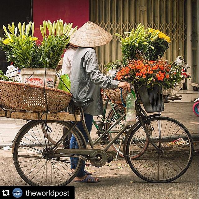 Viet Nam tuyet dep qua ong kinh khach Tay hinh anh 17 Giây phút tuyệt đẹp ở Hà Nội.