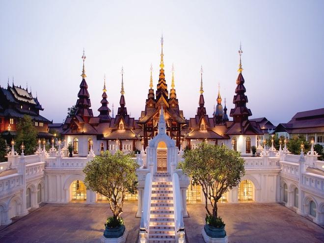 Nhung diem du lich tuyet voi nhat Thai Lan hinh anh 18 Chiang Rai - truyền thuyết bí ẩn của Tam giác vàng. Chiang Rai nằm ở phía bắc Thái Lan chính là vùng đất Tam giác vàng khét tiếng, là điểm giao nhau của biên giới ba quốc gia Thái Lan, Lào và Miến Điện. Vào những năm 70 của thế kỷ trước, đây chính là nơi trồng và sản xuất thuốc phiện lớn nhất thế giới. Có lẽ vì lý do đó mà cái tên Tam giác vàng đã trở nên hấp dẫn, kích thích trí tò mò của hàng triệu khách đi du lịch Thái Lan từng đặt chân tới đây. Ảnh: luxurypritetravel