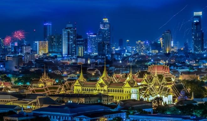 Nhung diem du lich tuyet voi nhat Thai Lan hinh anh 2 Bangkok , một trong những thành phố du lịch thân thiện nhất châu Á. Ảnh: 1zoom