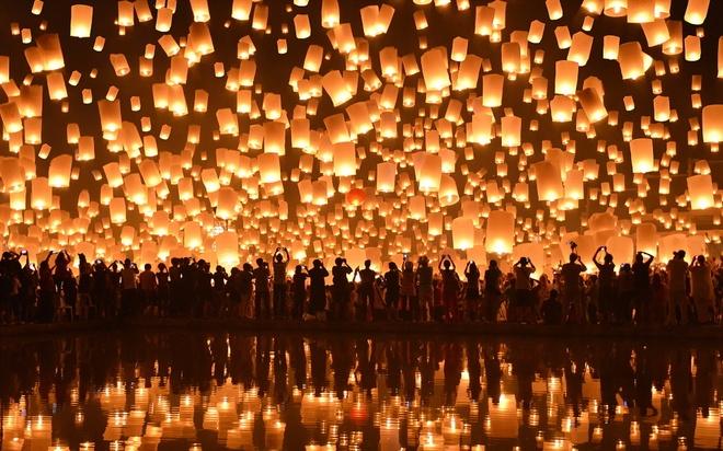 Nhung diem du lich tuyet voi nhat Thai Lan hinh anh 6 Vào năm 1296, ChiangMai là thủ đô của Vương quốc Lana, là trung tâm Phật giáo của khu vực phía bắc Thái Lan. Vì vậy, thành phố này có khá nhiều chùa chiền linh thiêng và mang những nét độc đáo riêng, có hành trình lịch sử rất riêng biệt so với chùa chiền ở các nơi khác của xứ sở chùa vàng. Ảnh: goodfon