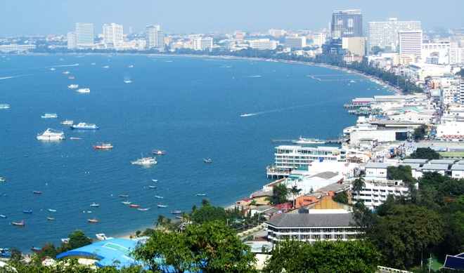 Nhung diem du lich tuyet voi nhat Thai Lan hinh anh 8 Thành phố Pattaya là Hawaii của phương Đông. Nơi này trước kia là một làng chài nhỏ ven biển, nay là một thành phố thuộc tỉnh Chon Buri nằm bên bờ biển phía Đông của vịnh Thái Lan. Ảnh: Shawnsaleme.