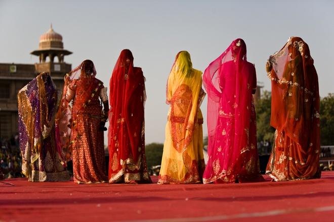 Là một nền văn minh với lịch sử hơn 6000 năm, Ấn Độ có sự ma mị lôi cuốn du khách khắp nơi trên thế giới đến tham quan, khám phá. Ảnh: livescience
