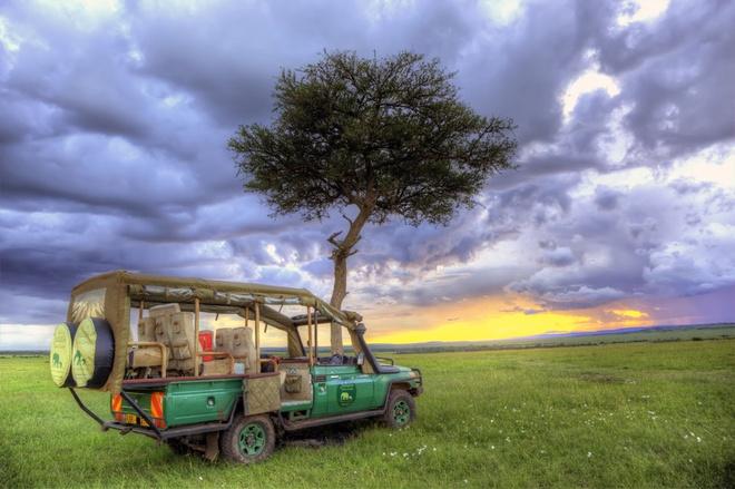 Mui Ne - thien duong khong co Wi-Fi hinh anh 3 3. Công viên quốc gia Serengeti, Tanzania là nơi du khách thức dậy với tiếng chim kêu, vượn hót thay vì tiếng chuông báo thức hay tiếng tít tít báo có email.