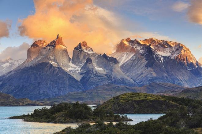 Mui Ne - thien duong khong co Wi-Fi hinh anh 6 6. Patagonia, Chile và Argentina là cảnh đẹp nổi tiếng vùng Nam Mỹ. Những dòng sông băng, những đỉnh núi hung vĩ là những nơi du khách hòa mình vào thiên nhiên và quên đi những thiết bị công nghệ thường ngày.